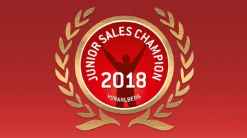 Newsportal Junior Sales Champion 2018