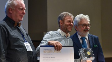 "Newsportal Vorarlberger Stefan Kothner ist  ""Sport Photographer of the Year 2017"""
