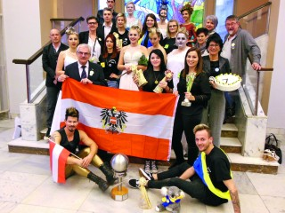 "Newsportal NÖ gewinnt ""International Hairdresser Open"""