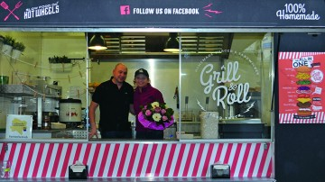 "Newsportal Grill & Roll - Foodtruck ""on Tour"""
