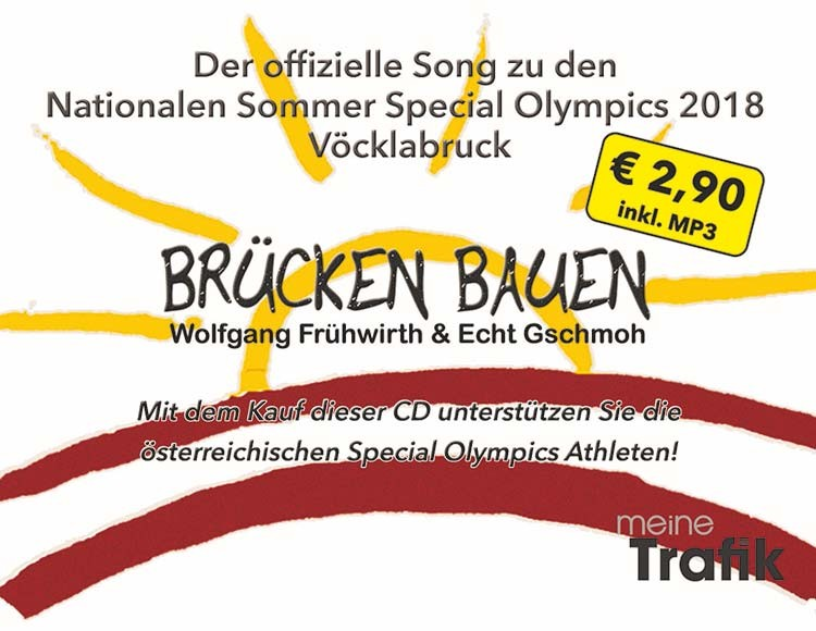 CD zu Sommer-Special Olympics