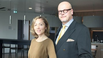 Jeanette Leinert (wko.at), Michael Wöllert (news.wko.at)