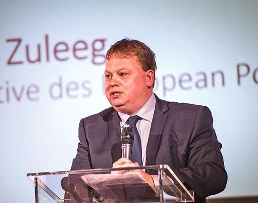 Fabian Zuleeg, Chief Executive  des EPC.