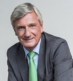 Bürgermeister Harald Preuner
