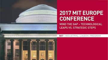Newsportal Final Call: MIT EUROPE CONFERENCE 2017