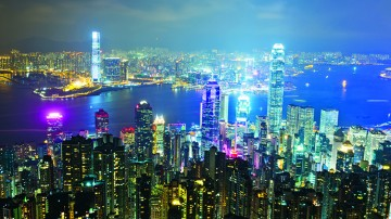Newsportal Hongkong: Das Tor nach China