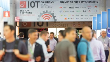 IOT Solutions World Congress in Barcelona