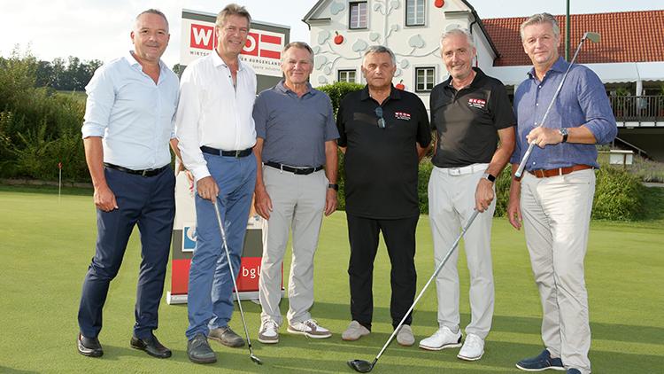 Golfturnier der Sparte Industrie Burgenland