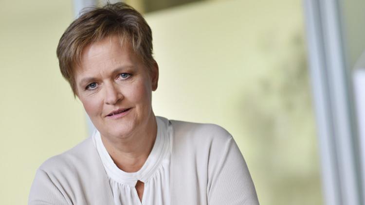 WK-Vizepräsidentin Astrid Legner