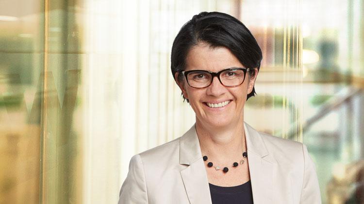 Petra Nocker-Schwarzenbacher, Obfrau der Bundessparte Tourismus und Freizeitwirtschaft
