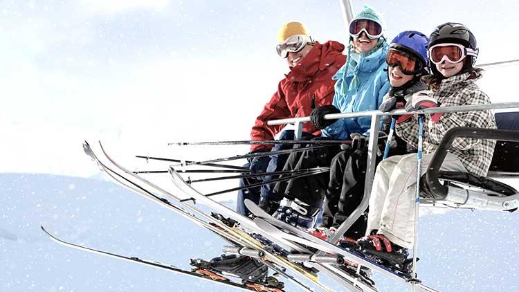 Österreichische Skiindustrie: Internationale Marktentwicklung