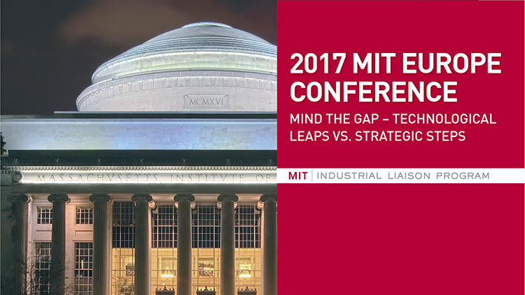MIT Europe Conference 2017