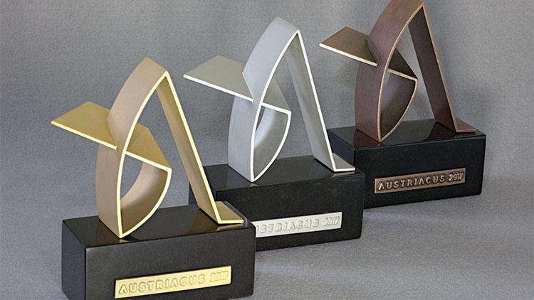 Erster österreichischer Bundeswerbepreis 2017: Online-Voting des AUSTRIACUS hat begonnen