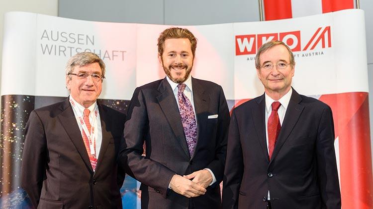 MIT Europe Conference 2017: US-Forschungselite in der WKÖ