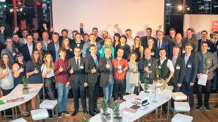 """""""Best of Talent"""": Österreichs beste Lehrlinge und Lehrbetriebe wurden ausgezeichnet"""
