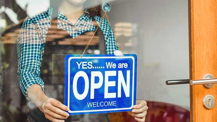 Öffnungen