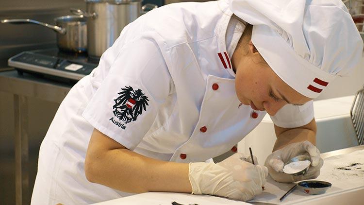 Österreichs Bäcker stellen ihre Stärke bei EuroSkills Budapest 2018 unter Beweis!