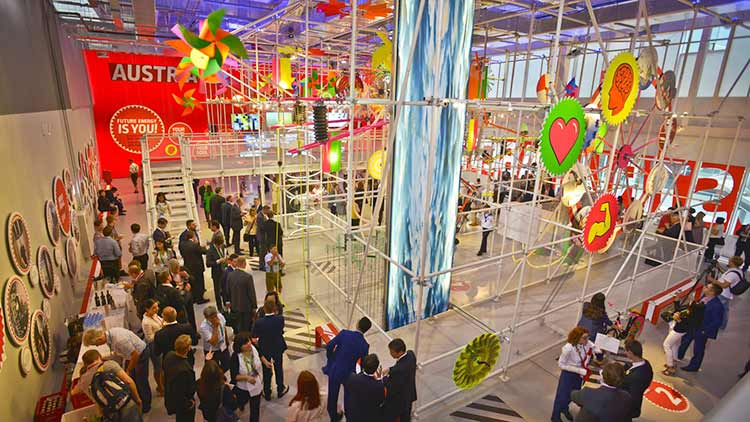 EXPO Austria Pavillion 2017