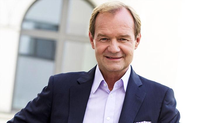 Alfred Harl, der neue Obmann der WKÖ-Bundessparte Information und Consulting
