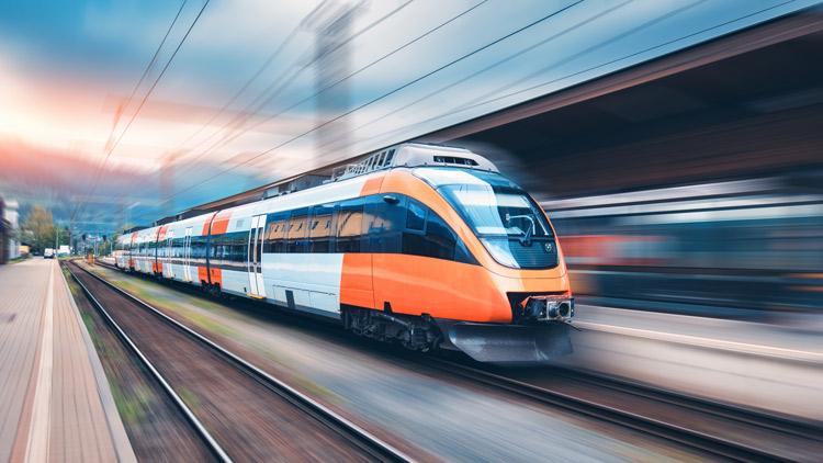Europäisches Jahr der Bahn
