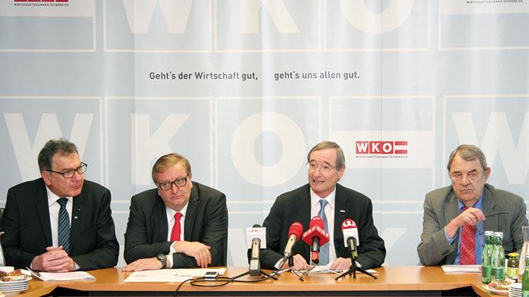 Startschuss zu großer Kammerreform WKO 4.0