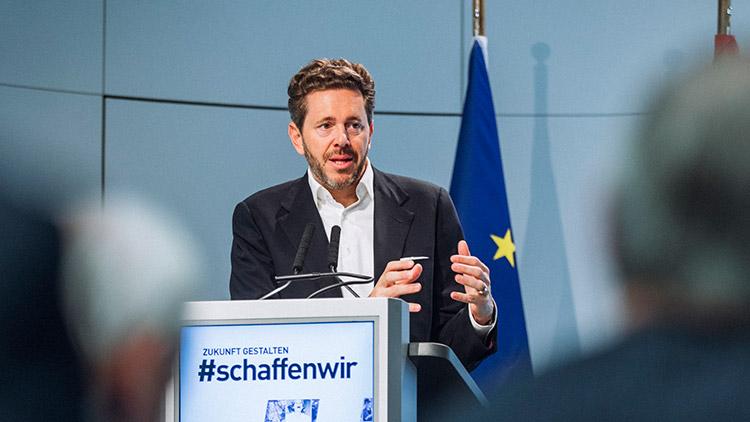 WKÖ-Präsident Harald Mahrer