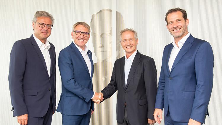 Max Oberhumer ist neuer Spartenobmann der Industrie