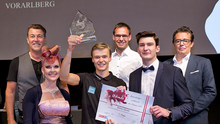 Vorarlberg war Gastgeber-Bundesland des Bundeslehrlingswettbewerbs und der österreichischen Staatsmeisterschaft.