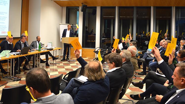 WKV-Wirtschaftsparlament: Zentrale Weichen für die Zukunft