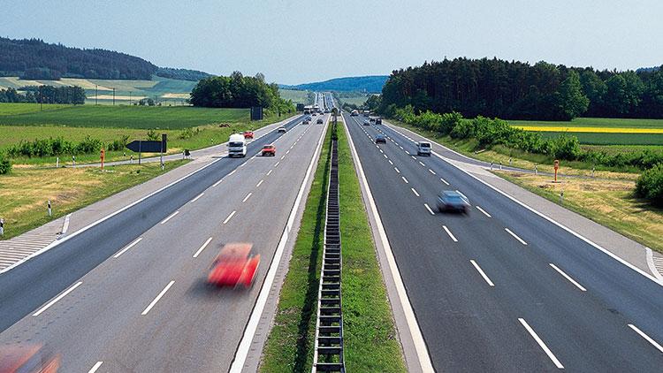 Imagebild - Autostrraße