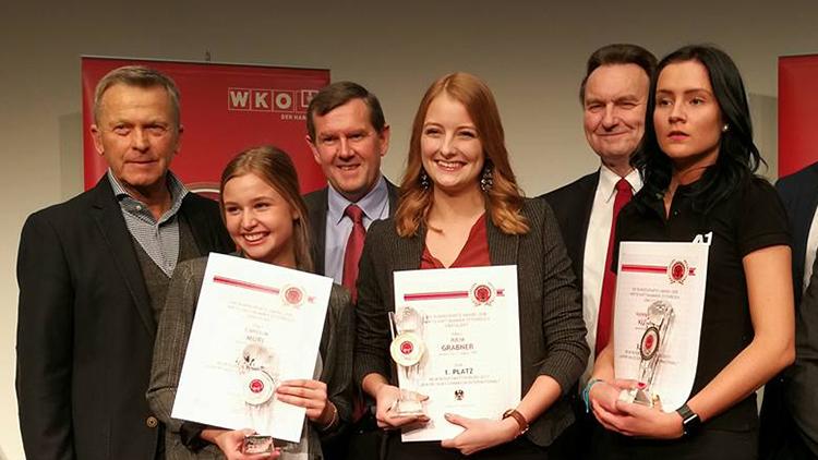 Wienerin holt 3. Platz bei internationalem Lehrlingswettbewerb