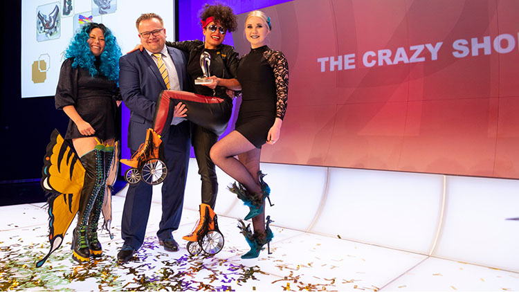 Crazy Shoe Award 2019