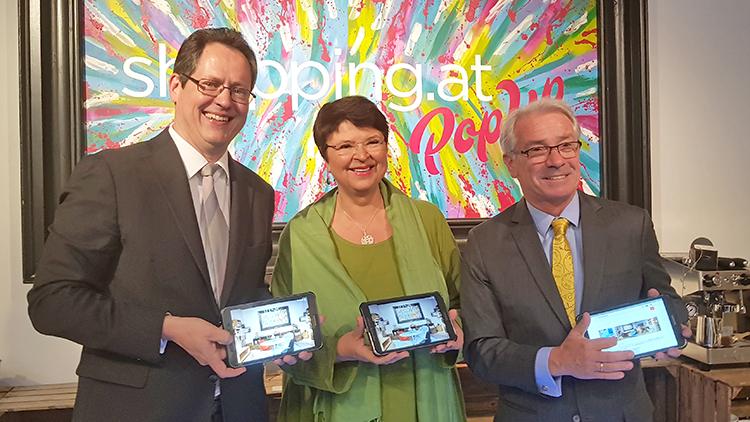 Erste Shopping-Plattform für Wiener Handel